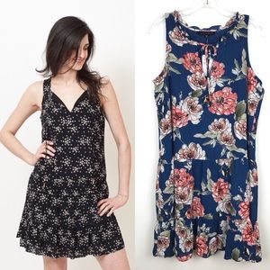 Sanctuary Romy Dress in Floral Bloom NWT S